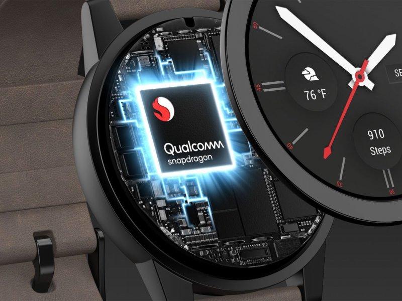 Qualcomm представи Snapdragon Wear 4100 за бъдещите си часовници