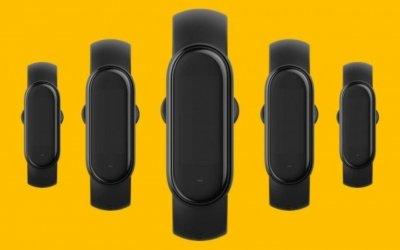 Xiaomi представи следващото покоелние фитнес гривна - Mi Band 5