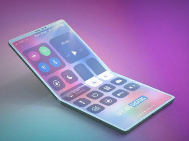 Apple подготвя сгъваем iPhone с два отделни дисплея