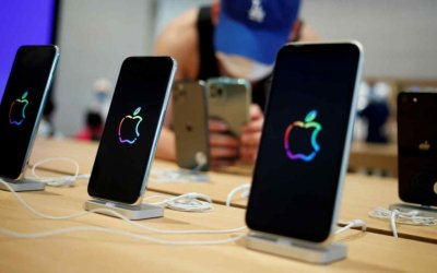 Apple ще има пълна гама от 5G смарфони през 2022г.