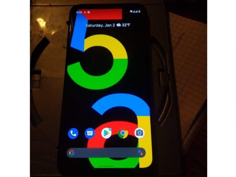Google Pixel 5a с двойна камера и много познат дизайн