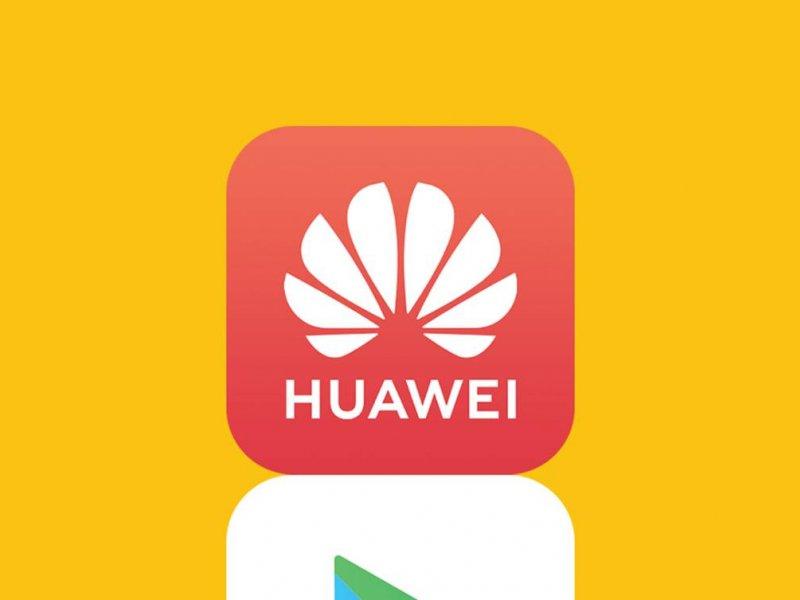 Google поиска разрешение за да продължи да работи с Huawei