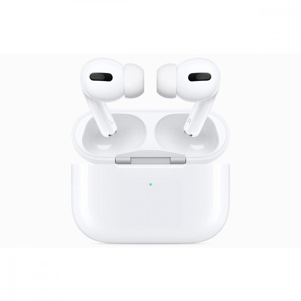 Безжични слушалки Apple AirPods Pro White