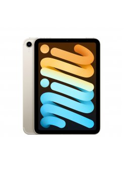 """Appe iPad Mini 6 8.3"""" Wi-Fi/Cellular 256GB Starlight - Таблети"""