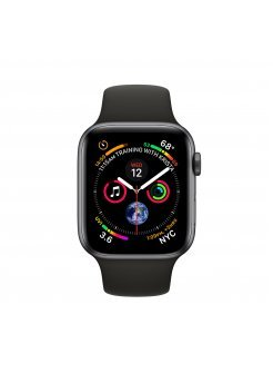 Apple Watch Series 4 GPS MU6D2 44mm Black - Аксесоари