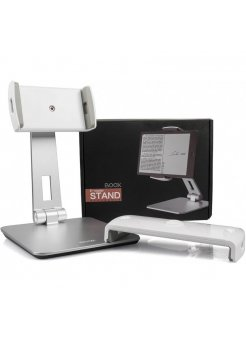 Стойка за таблет BOOX Stand, Сребриста - Таблети и лаптопи