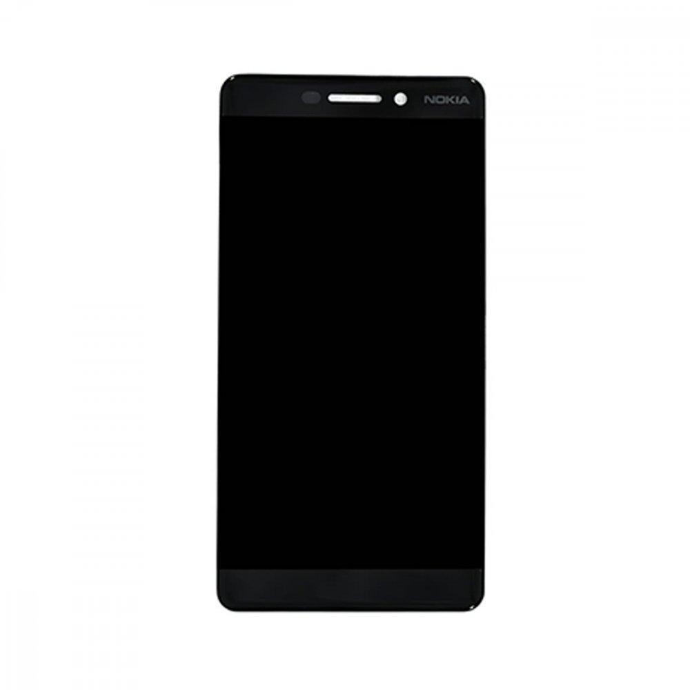 Оригинален дисплей за Nokia 6.1 Black
