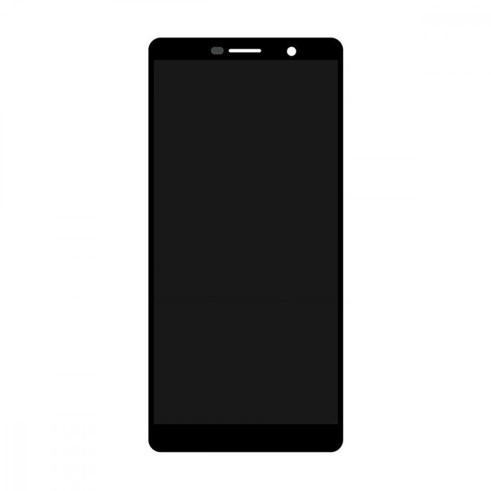 Оригинален дисплей за Nokia 7 Plus Black