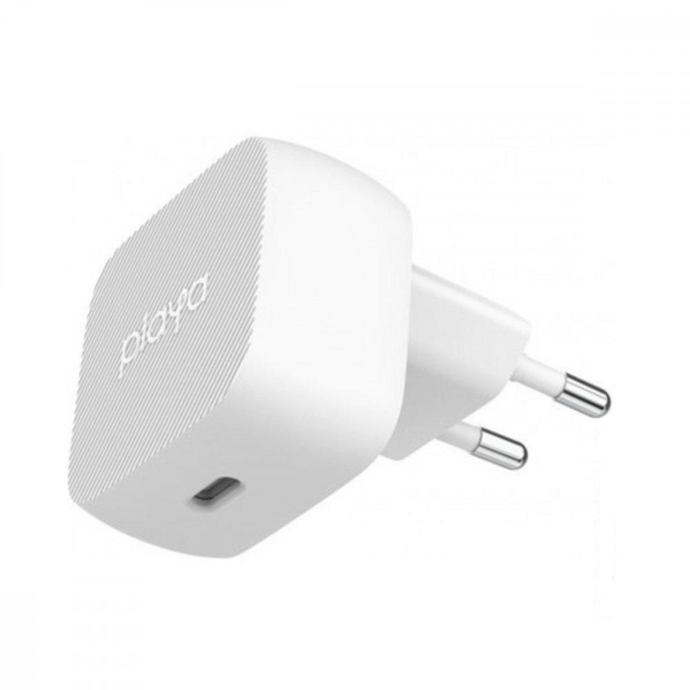 Зарядно устройство Belkin - Playa 18W USB-C White