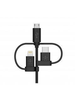Кабел USB Belkin 3 в 1 - Други аксесоари