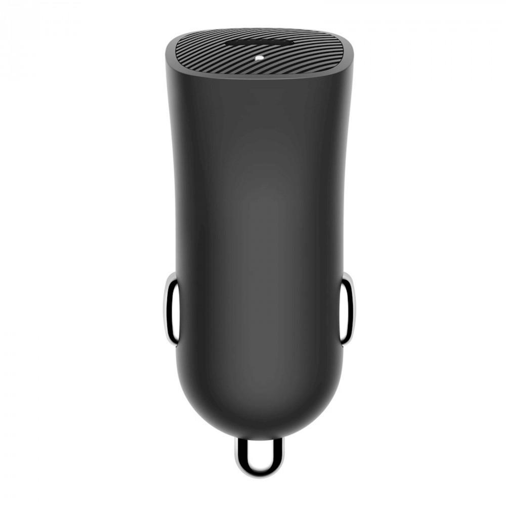Зарядно устройство за кола Belkin - Playa 18W USB-C Black
