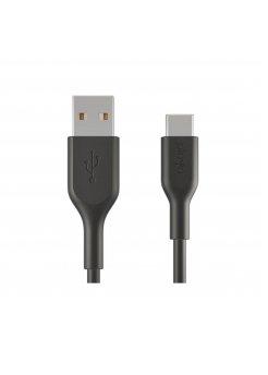 Кабел Belkin - Playa USB-A към USB-C Black - Аксесоари
