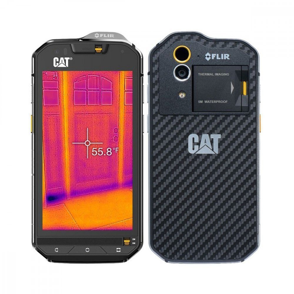 Cat S60 Dual Sim 32GB Dual Sim Black