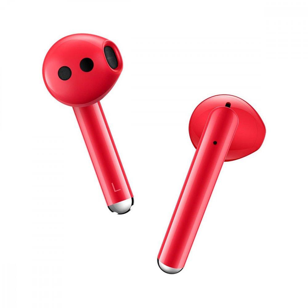 Безжични слушалки Huawei FreeBuds 3 Red
