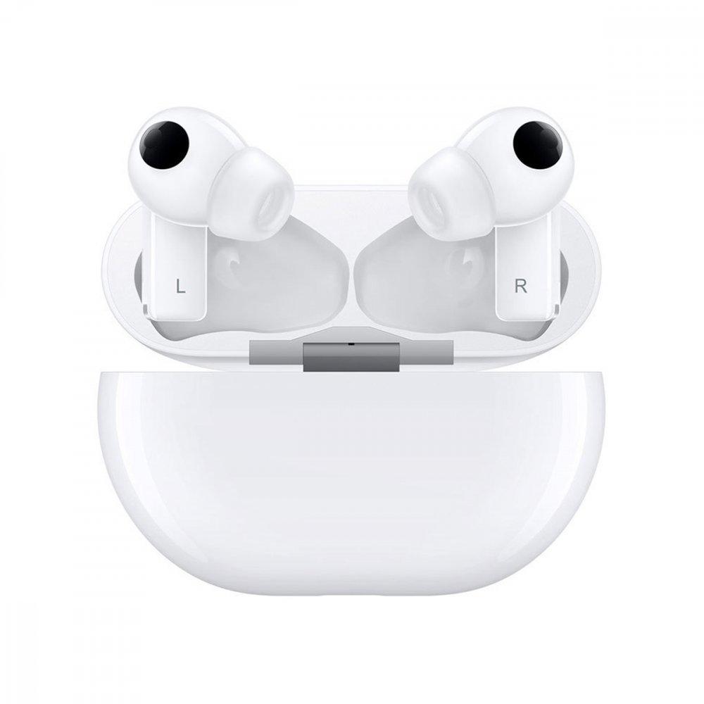 Безжични слушалки Huawei FreeBuds Pro White