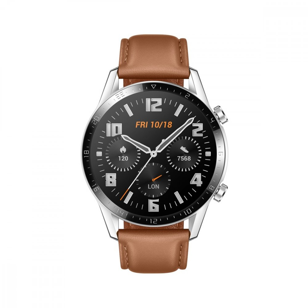 Huawei Watch GT 2 Brown Classic