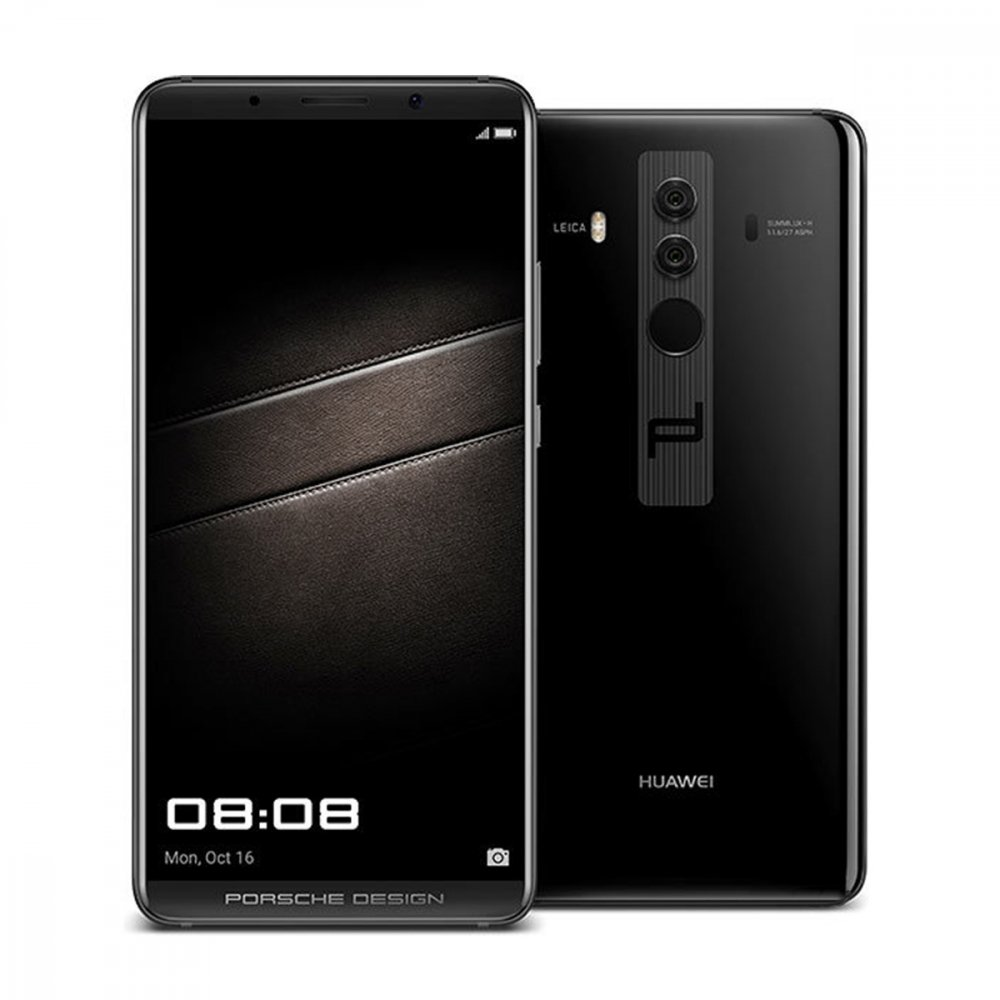 Huawei Mate 10 Porsche Design 256GB Dual Sim Diamond Black