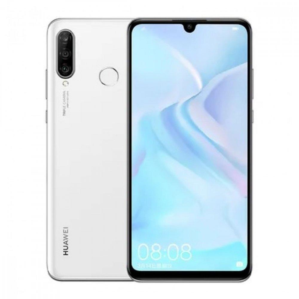 Huawei P30 Lite New Edition 256GB Dual Sim Pearl White