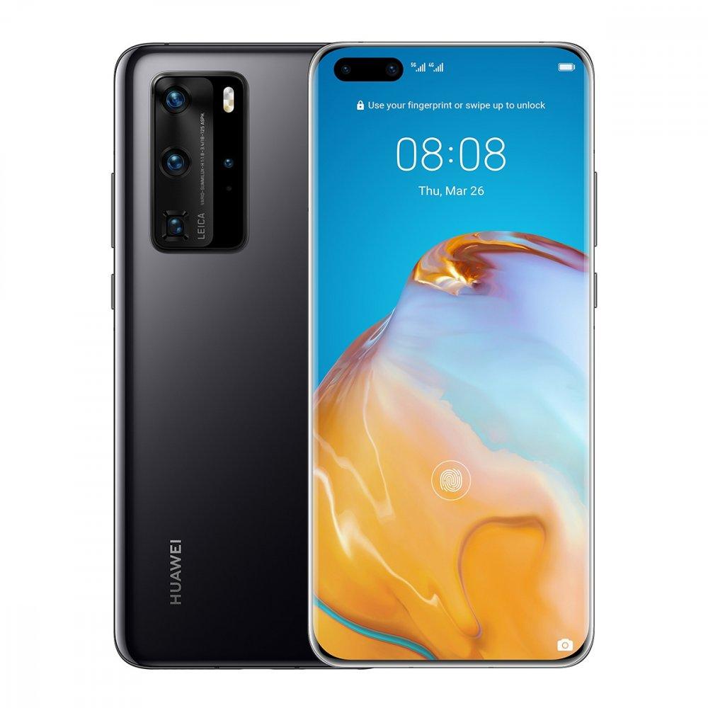 Huawei P40 Pro 256GB Dual Sim Black