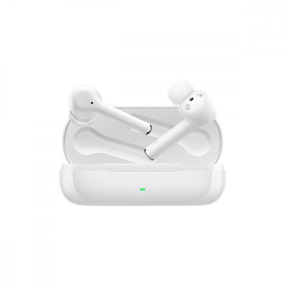 Безжични слушалки Huawei FreeBuds 3i White