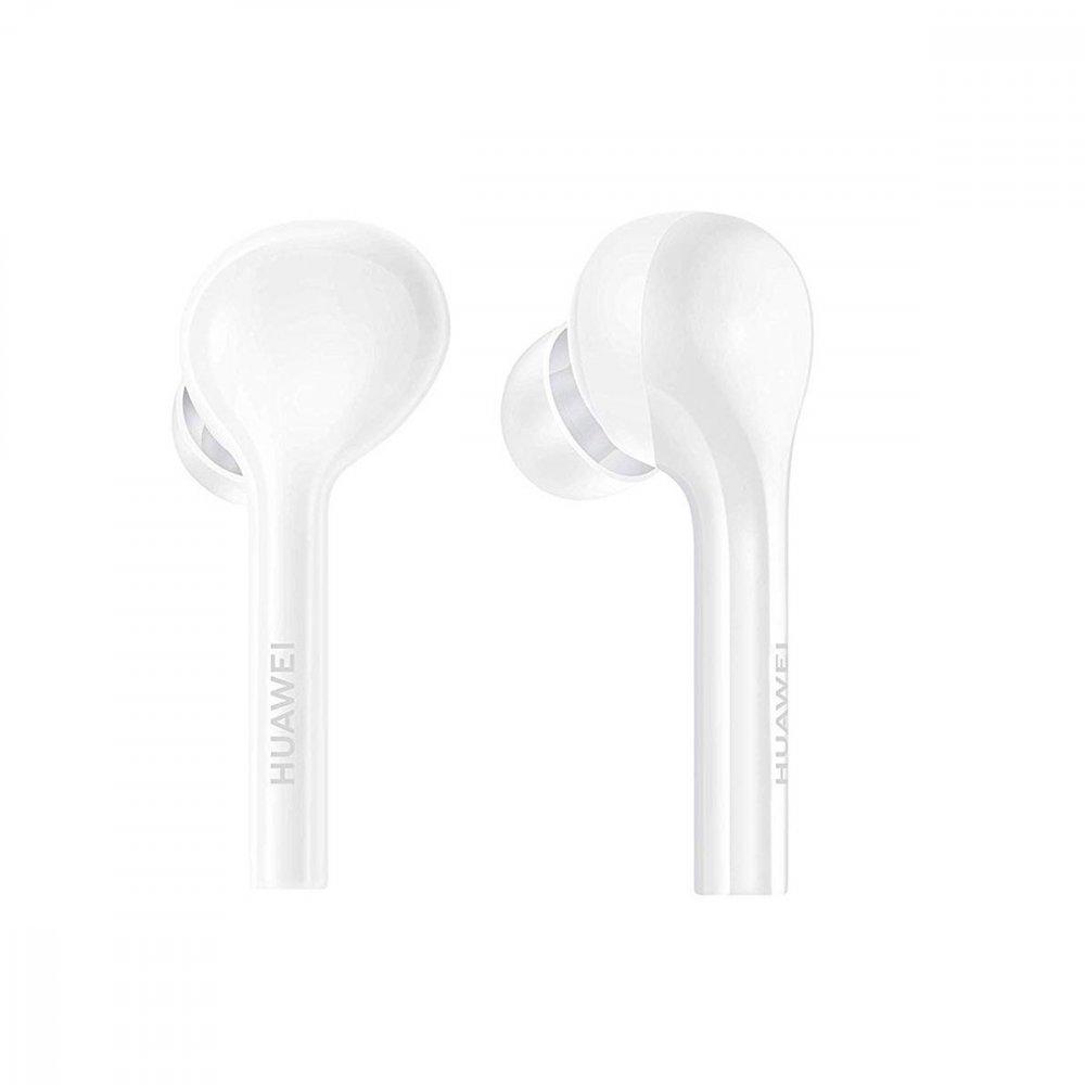 Безжични слушалки Huawei FreeBuds Lite CM-H1CL White