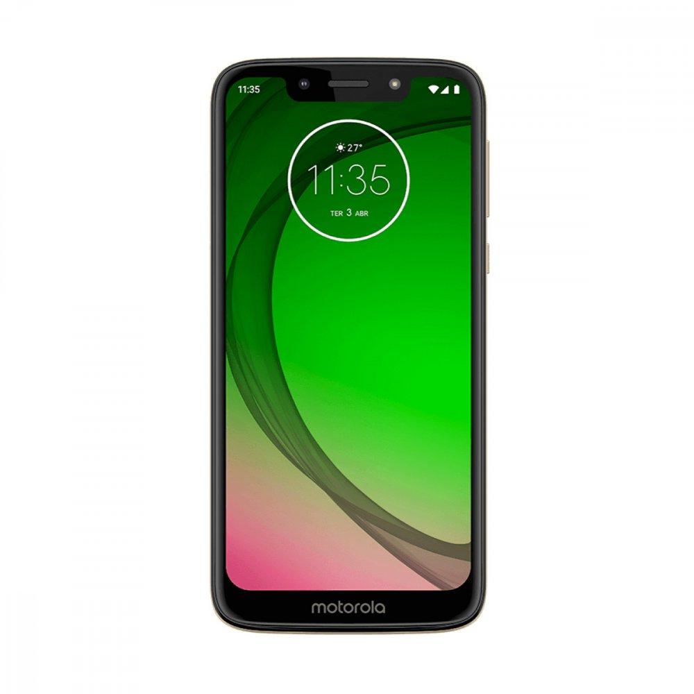 Motorola Moto G7 Play 32GB Dual Sim Fine Gold