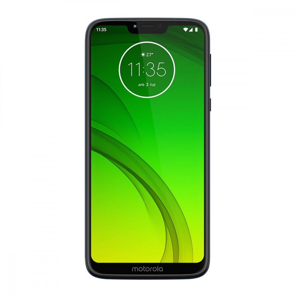 Motorola Moto G7 64GB Dual Sim Clear White