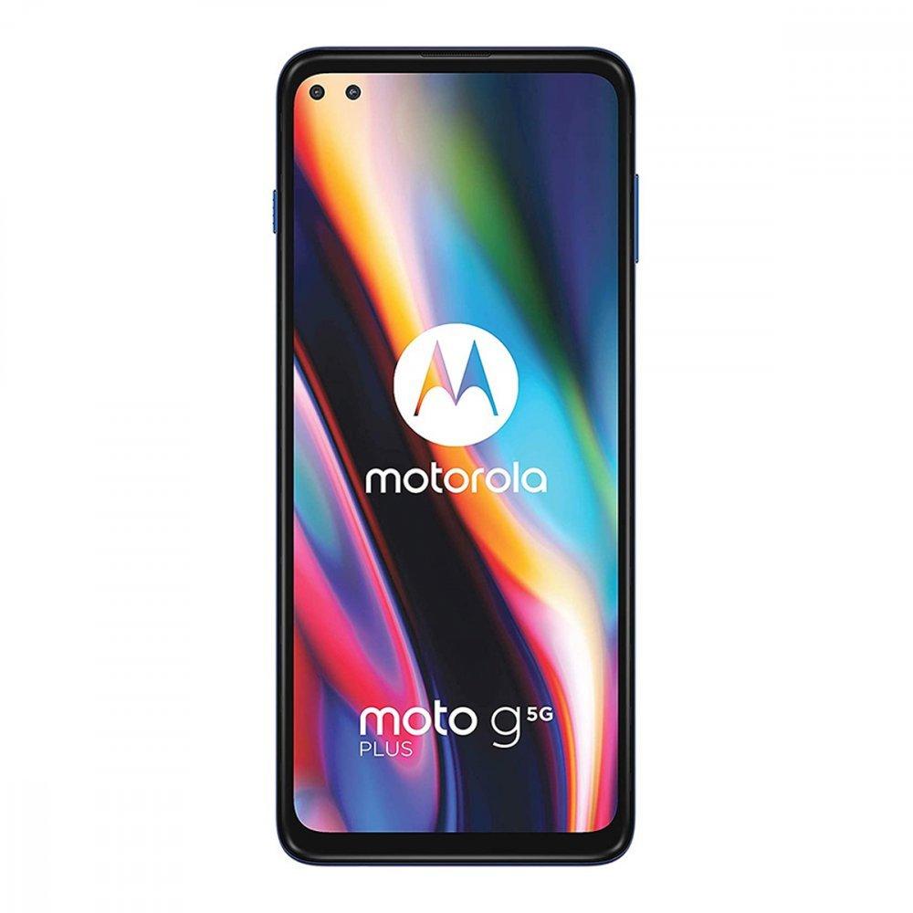 Motorola Moto G Plus 5G 64GB Dual Sim Surfing Blue