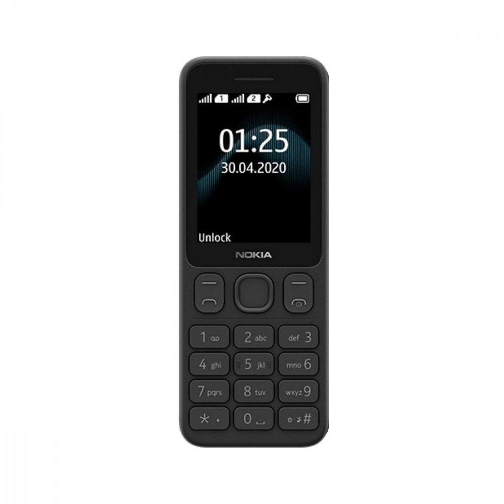 Nokia 125 Dual Sim Black