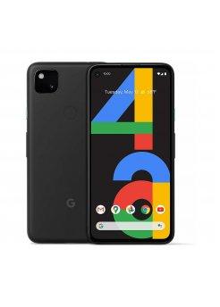 Google Pixel 4a 128GB Dual Sim Just Black - Google