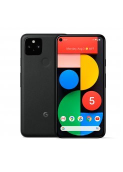 Google Pixel 5 5G 128GB Dual Sim Just Black - Смартфони