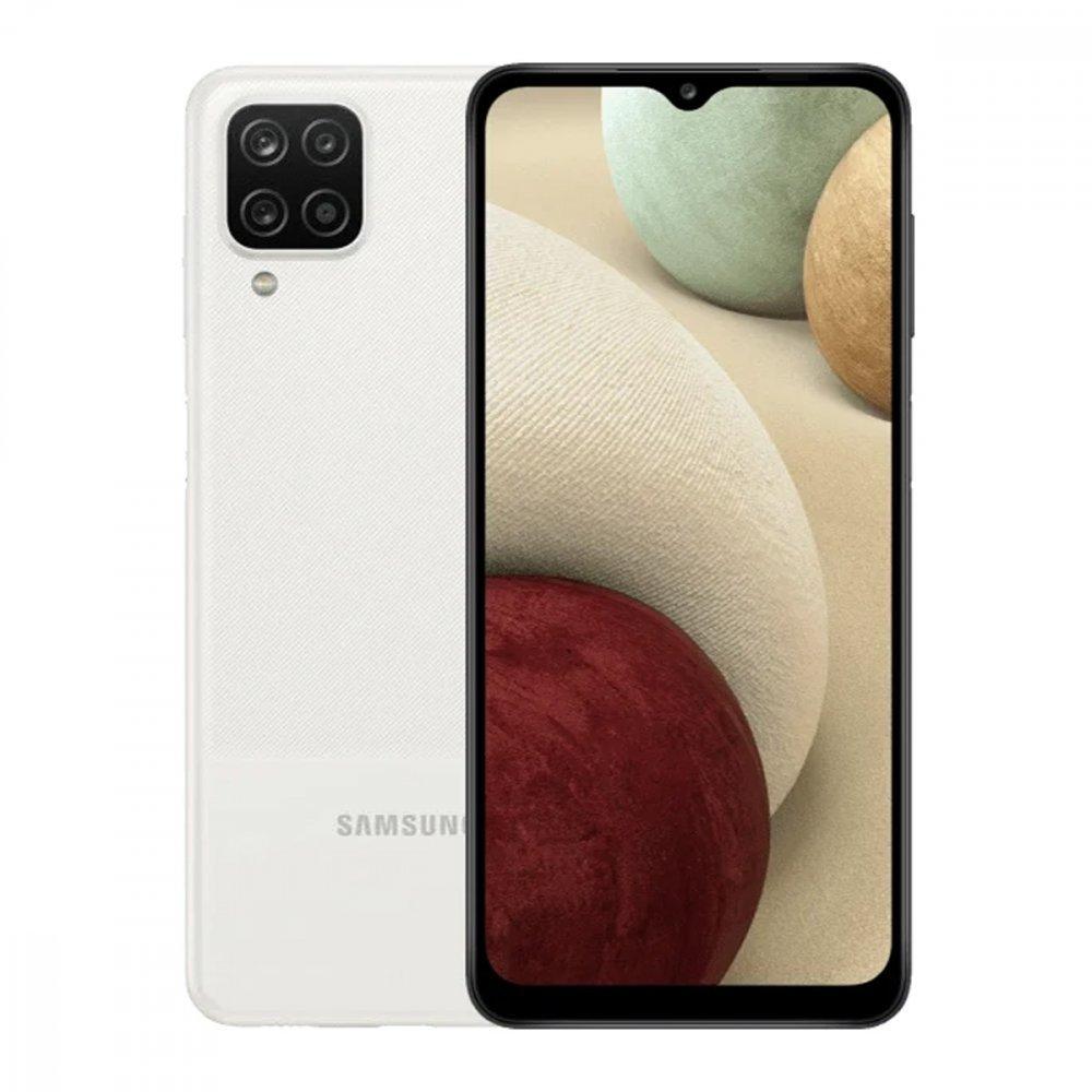 Samsung Galaxy A12 128GB Dual Sim White