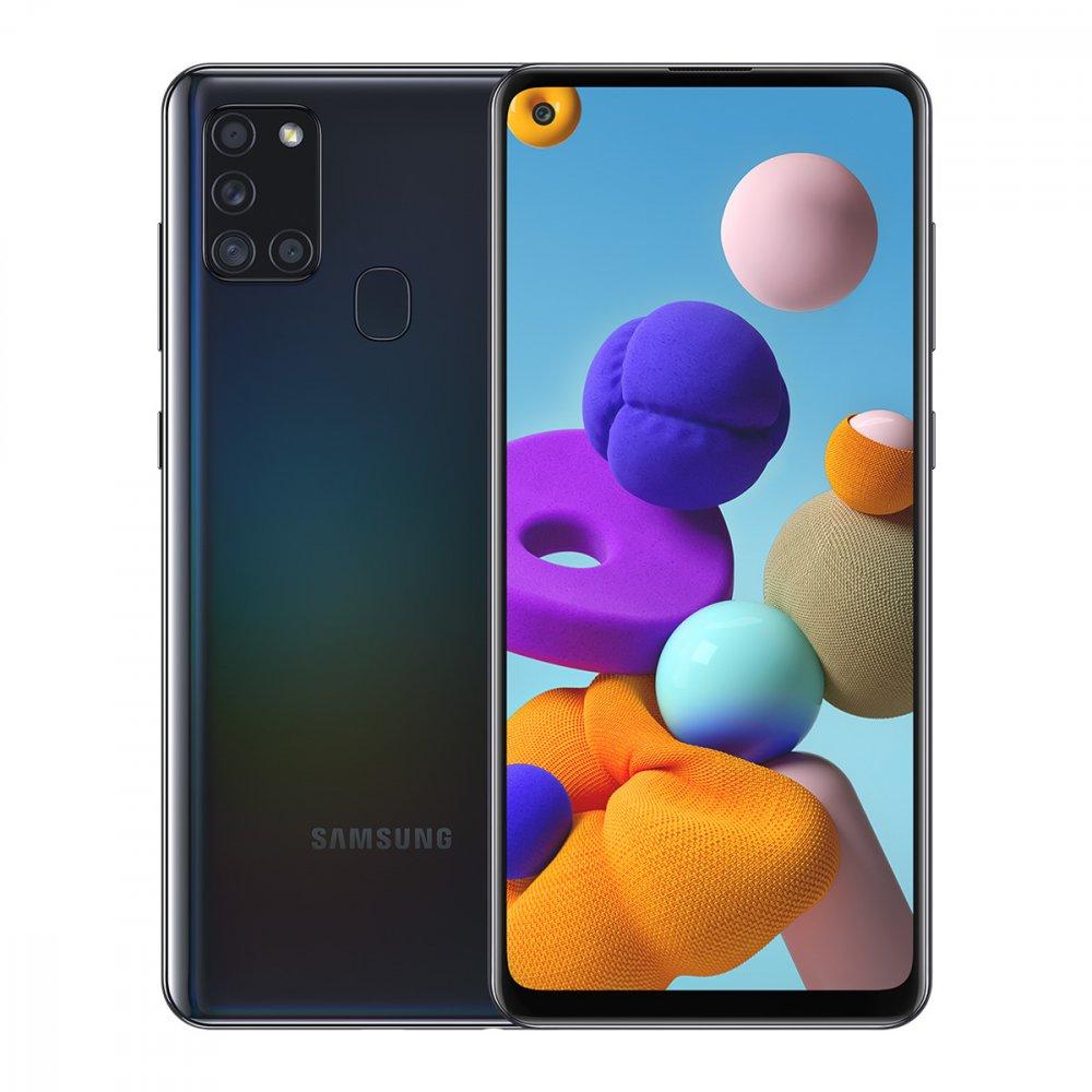 Samsung Galaxy A21s 32GB Dual Sim Black
