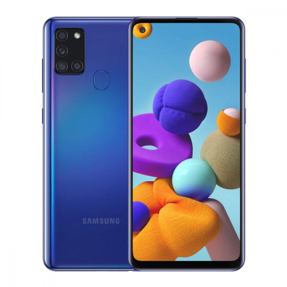 Samsung Galaxy A21s 32GB Dual Sim Blue