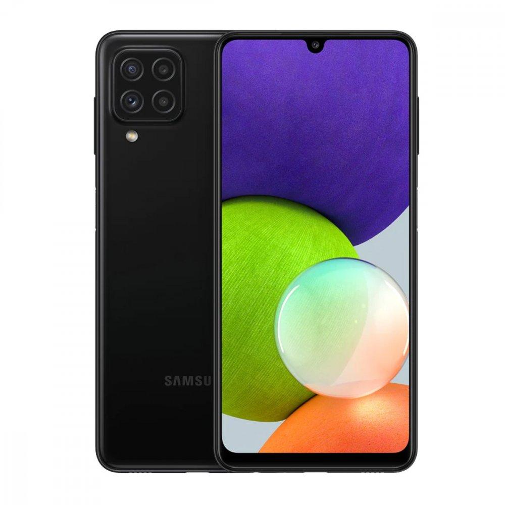 Samsung Galaxy A22 64GB Dual Sim Black