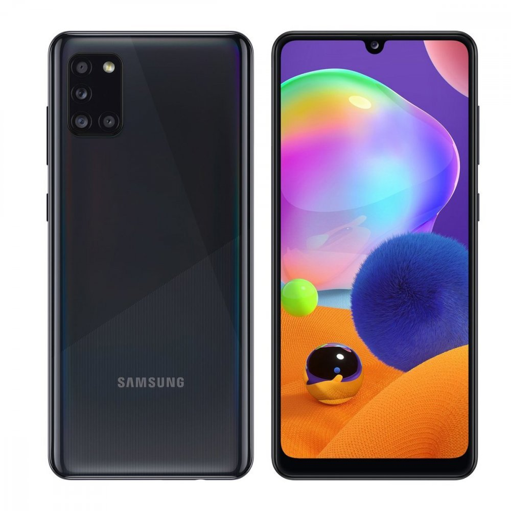 Samsung Galaxy A31 64GB Dual Sim Prism Crush Black