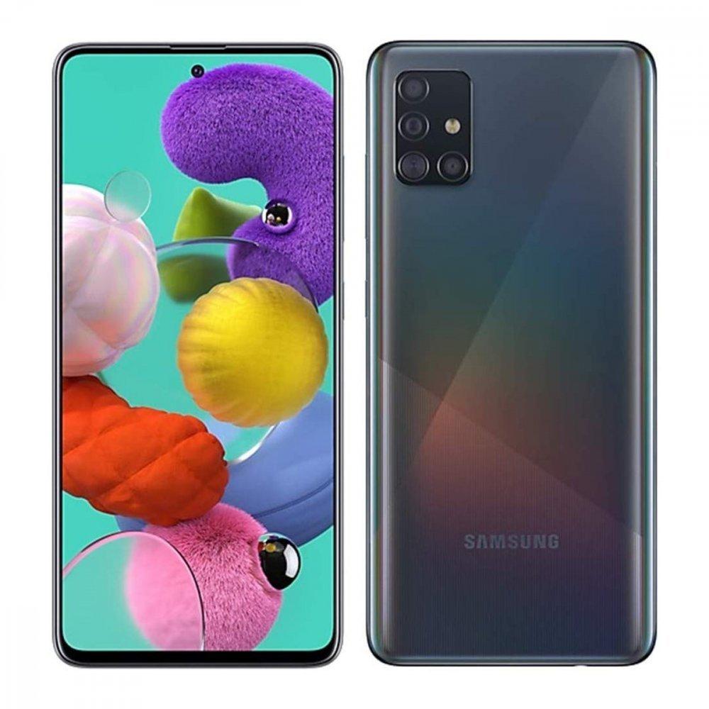 Samsung Galaxy A51 128GB Dual Sim Prism Crush Black