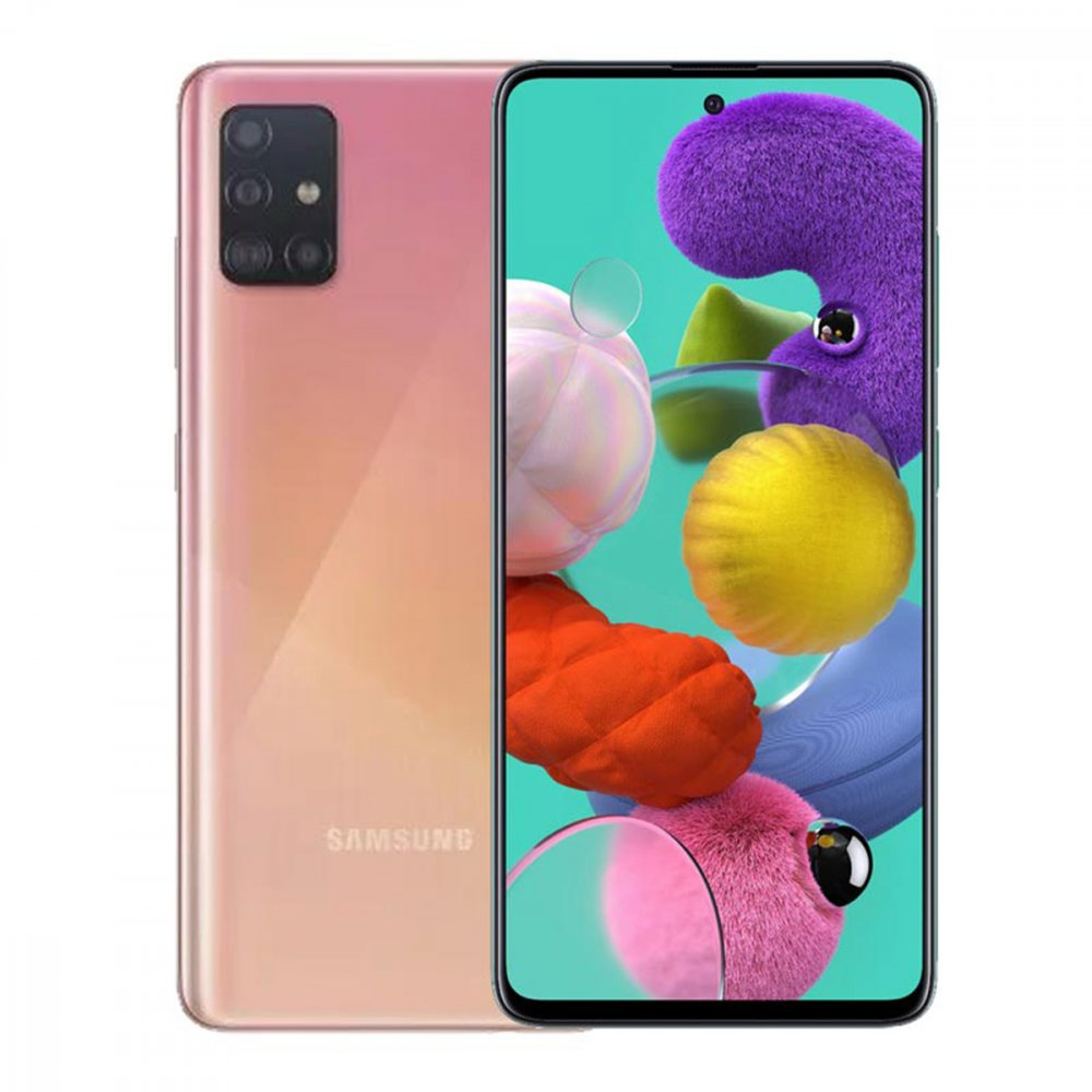 Samsung Galaxy A51 128GB Dual Sim Prism Crush Pink