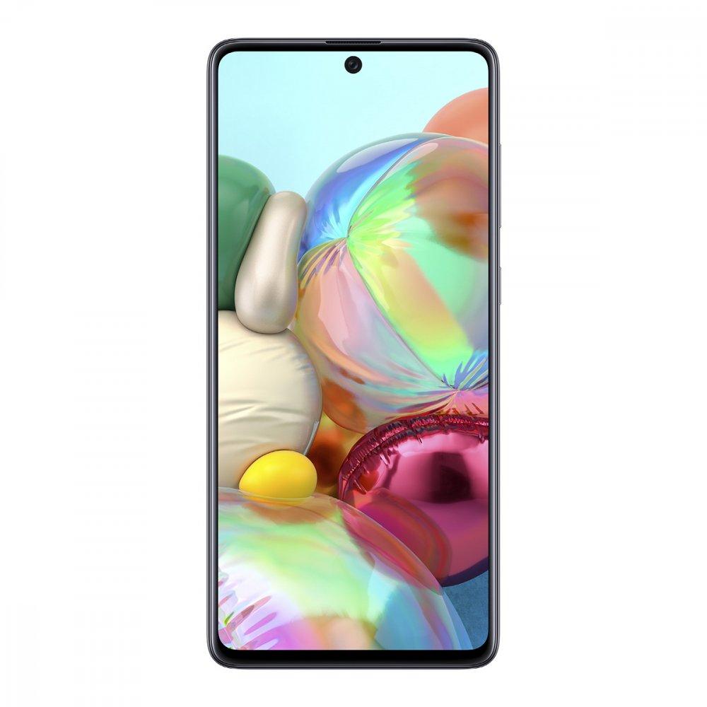 Samsung Galaxy A71 128GB Dual Sim Prism Crush Black