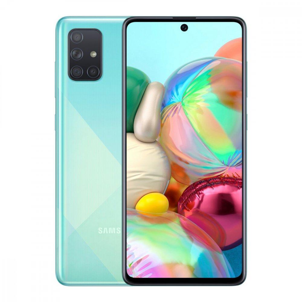 Samsung Galaxy A71 128GB Dual Sim Prism Crush Blue