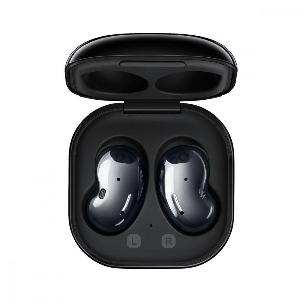 Безжични слушалки Samsung Galaxy Buds Live Black