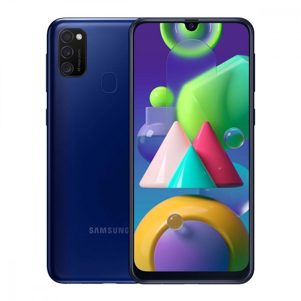 Samsung Galaxy M21 64GB Dual Sim Midnight Blue