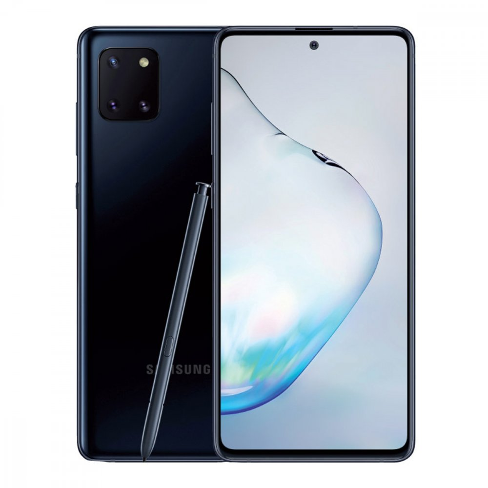 Samsung Galaxy Note 10 Lite 128GB Dual Sim Aura Black