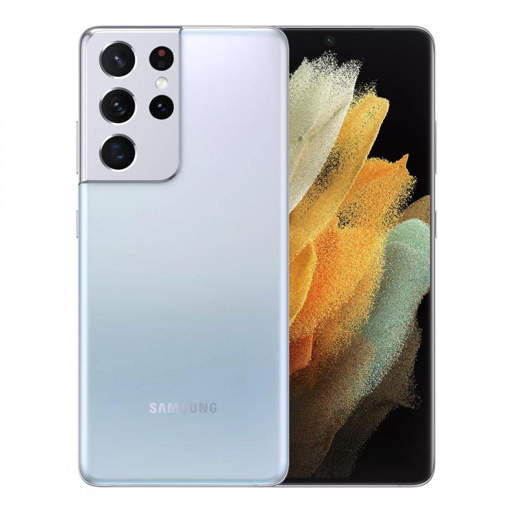 Samsung Galaxy S21 Ultra 5G 256GB Dual Sim Phantom Silver
