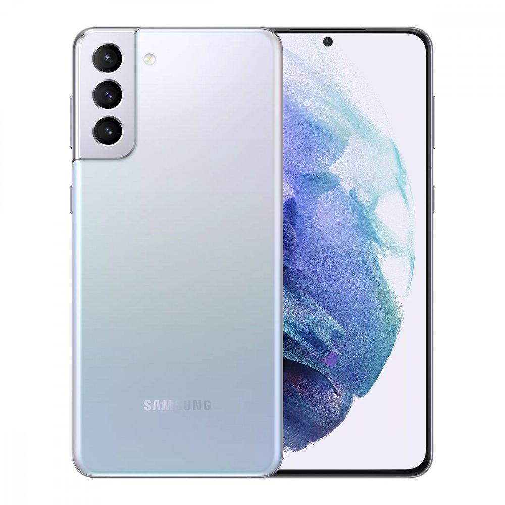 Samsung Galaxy S21 Plus 5G 256GB Dual Sim Phantom Silver