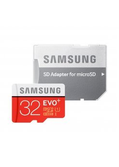 Samsung Micro SD 32GB Evo Plus - Аксесоари