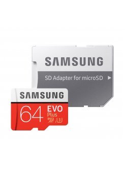 Samsung Micro SD 64GB Evo Plus - Аксесоари