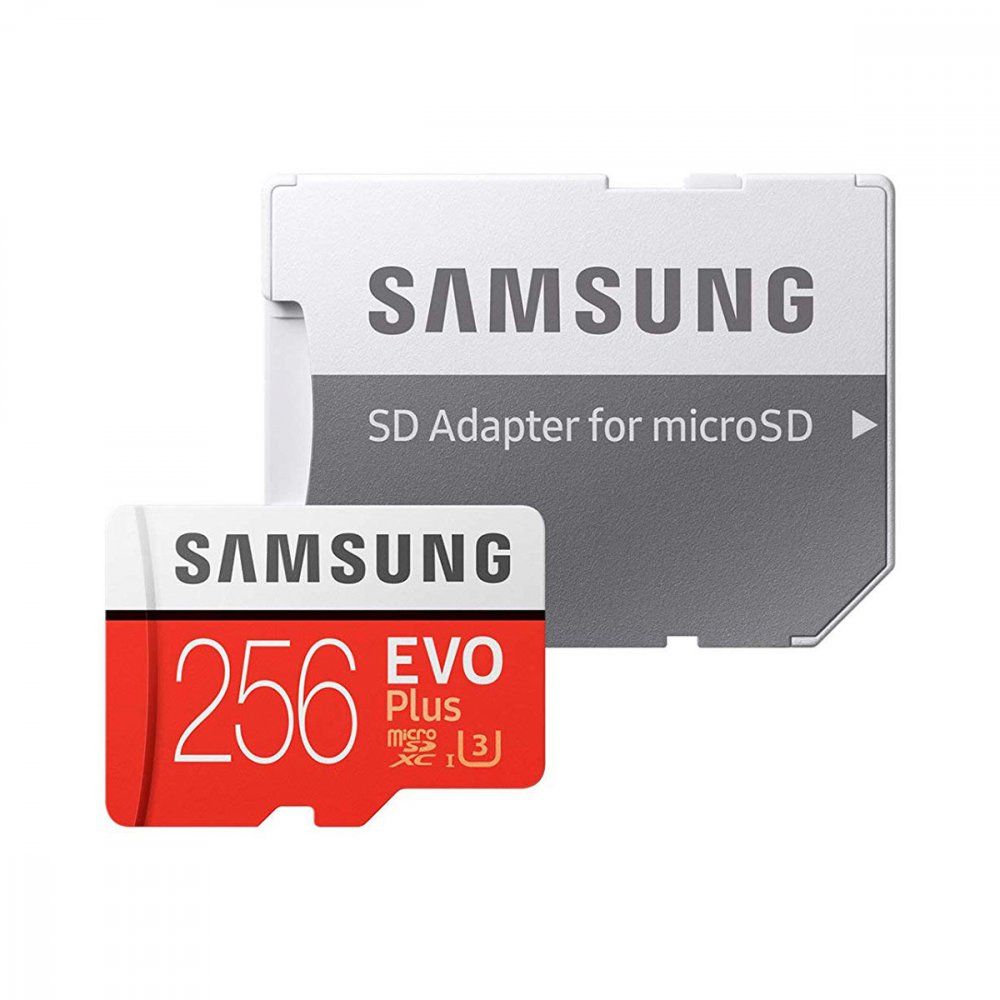 Samsung Micro SD 256GB Evo Plus