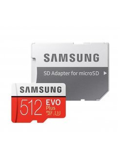 Samsung Micro SD 512GB Evo Plus - Аксесоари