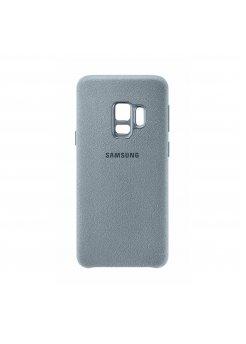 Калъф Оригинал Samsung Galaxy S9 EF-XG960 Alcantara Cover Mint